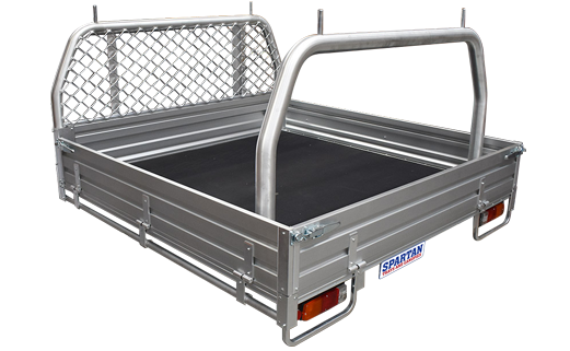 Alloy UTE Tray