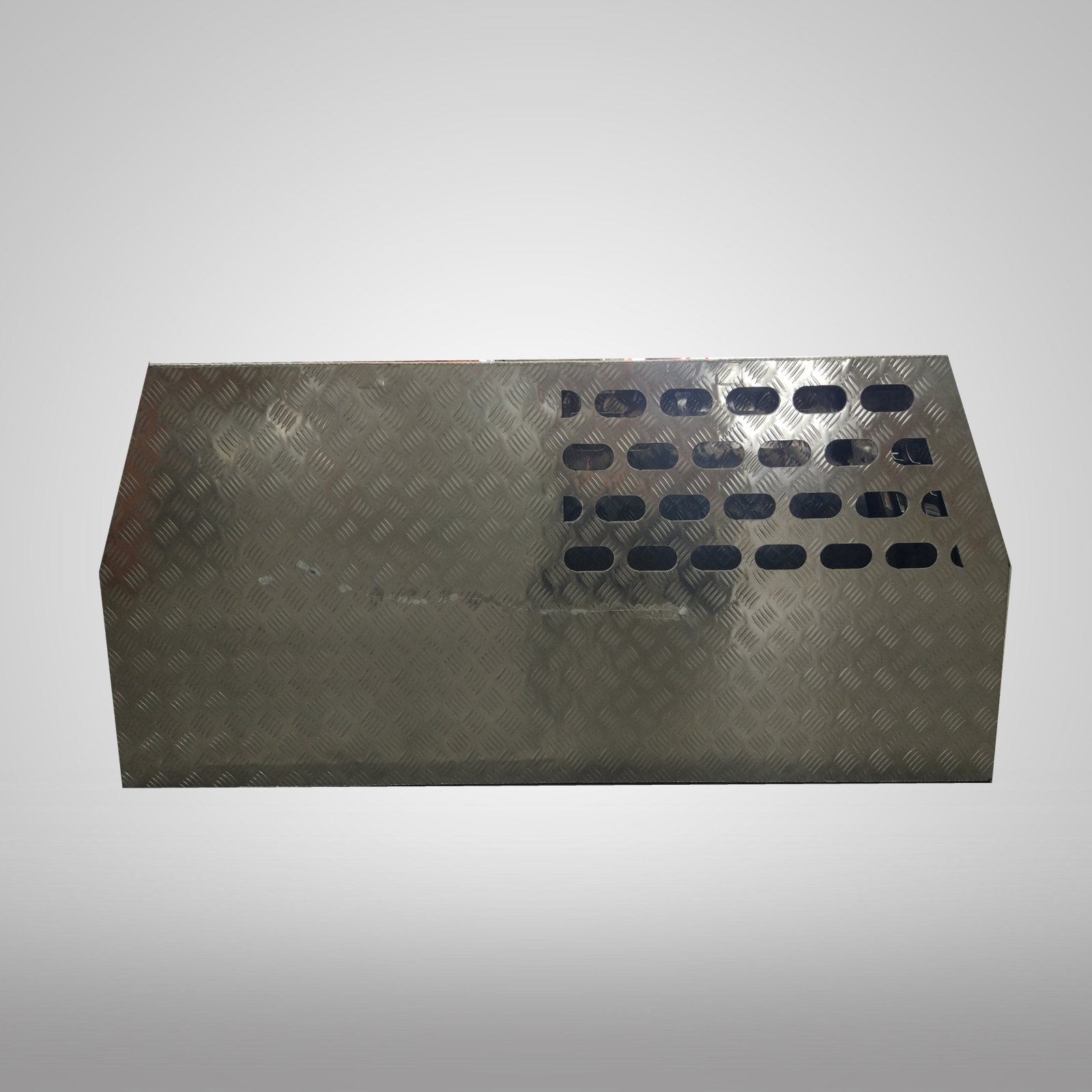 Aluminium Half Dog Box