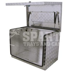 Alum Gerator Box 750x500x550