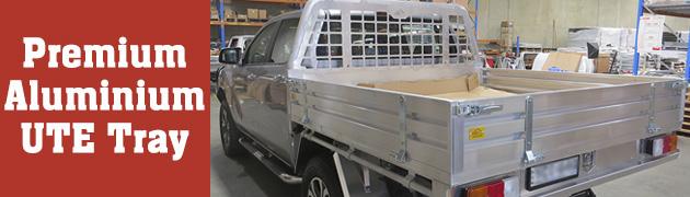 Premium Aluminium UTE Tray