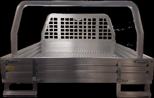 Aluminium UTE Tray