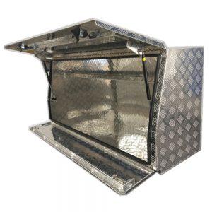Half side T/box w/shelf1450Lx500Wx700Hmm
