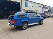 Toyota Hilux Rear Quarter 2